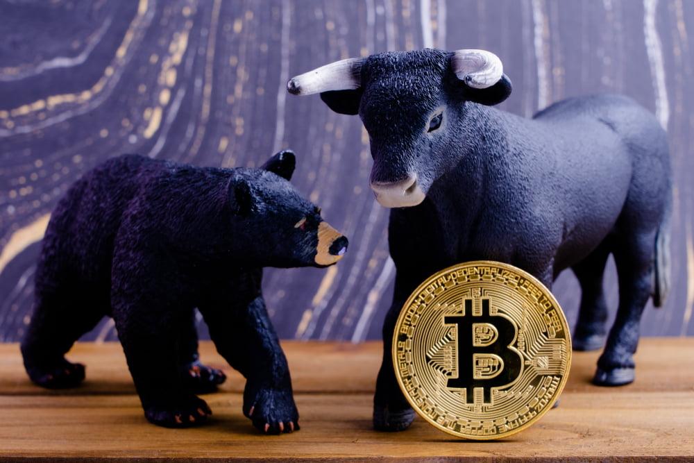 Claims the bitcoin bear