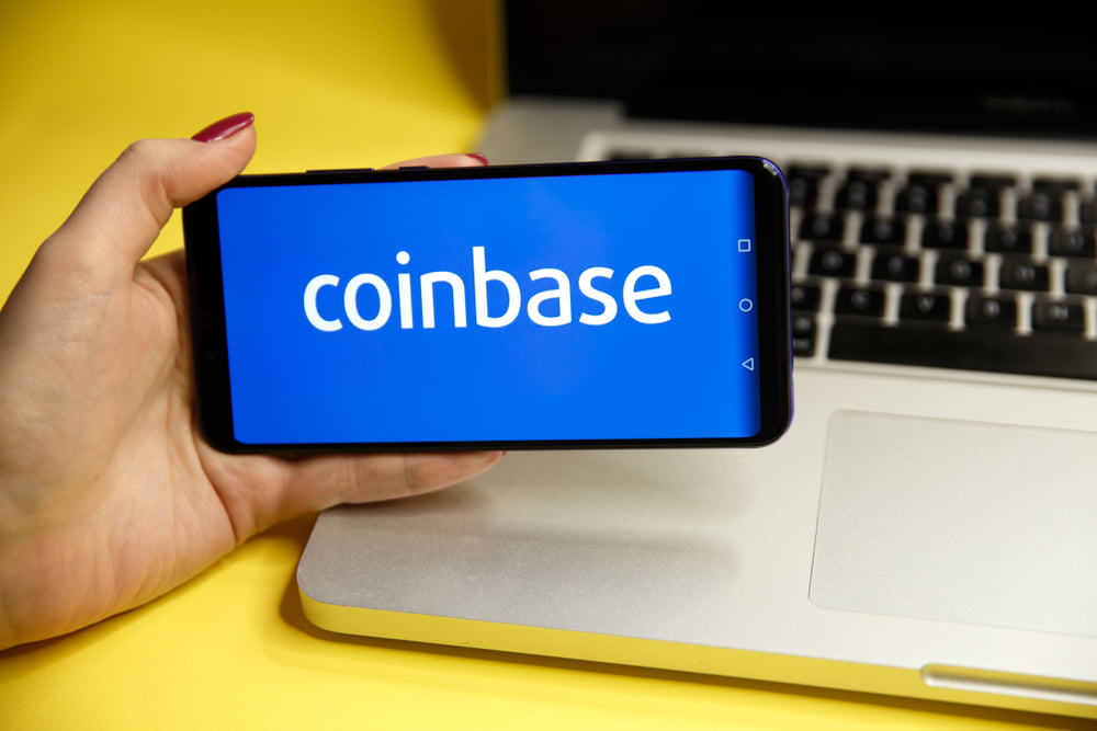 Online cryptocurrency wallet coinbase