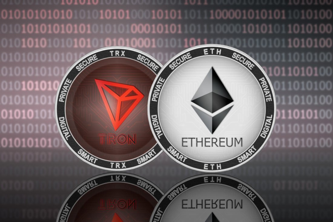 Crypto Feud: TRON Founder Takes Shots at Ethereum Creator's Twitter Follower Count