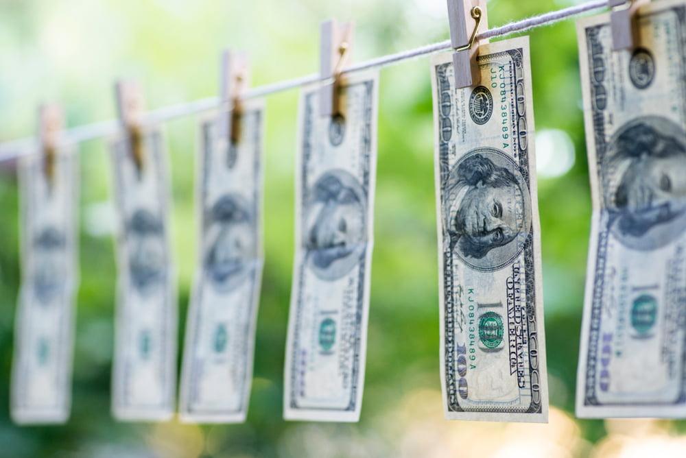 money launder bitcoin