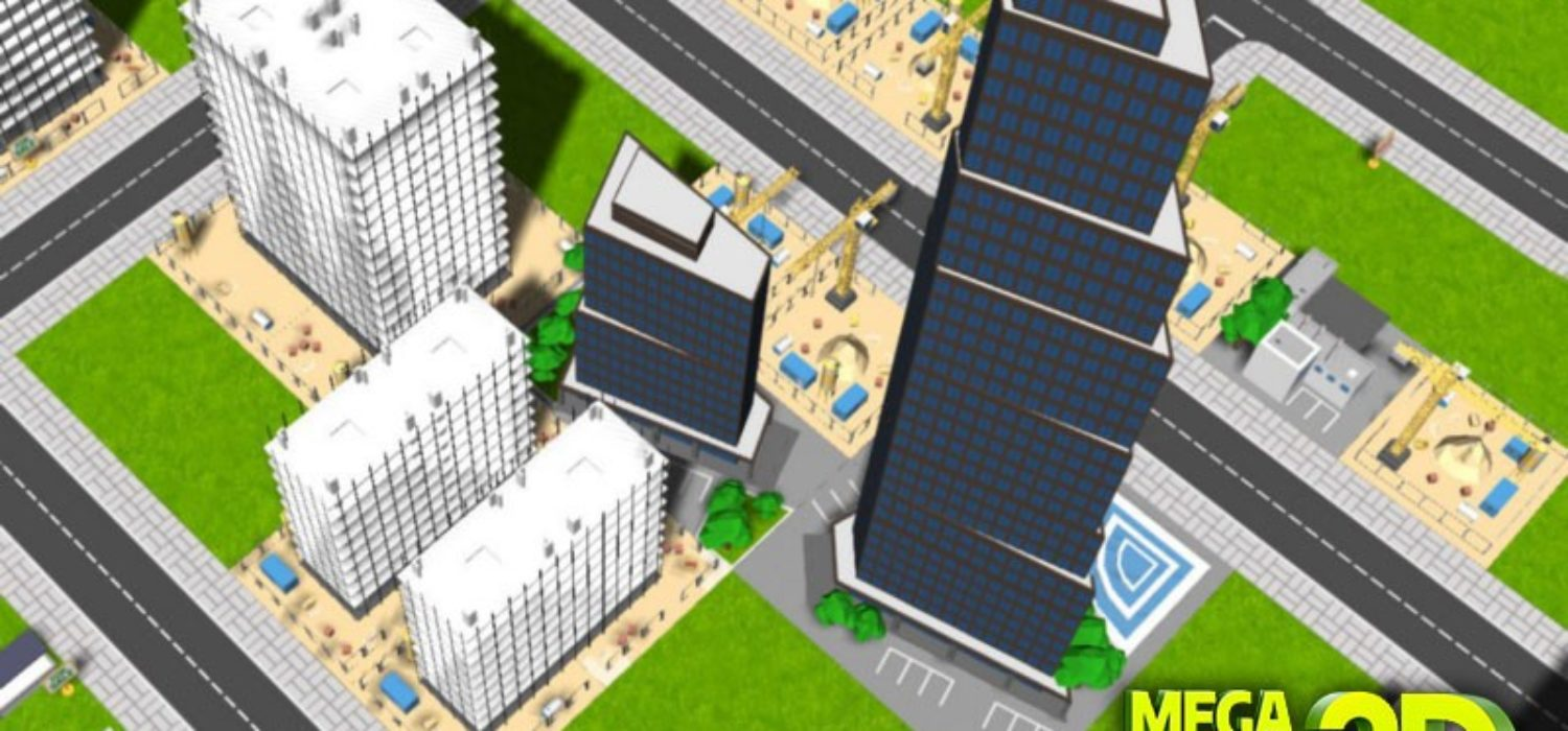 Top Ethereum Blockchain City Builder Starts 3D Version Presale