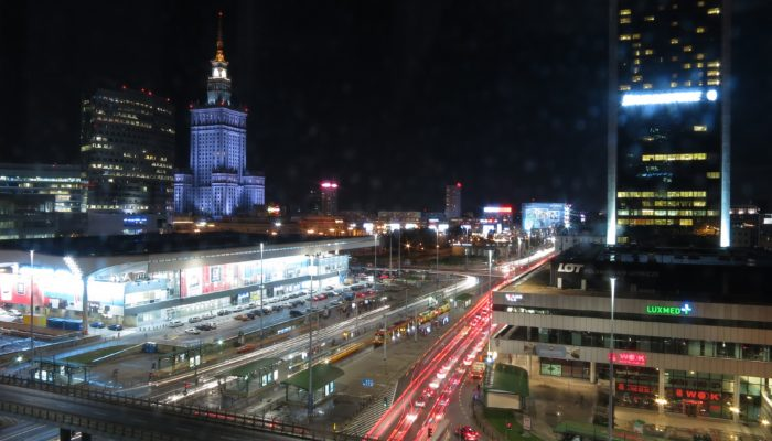warsaw, smart city