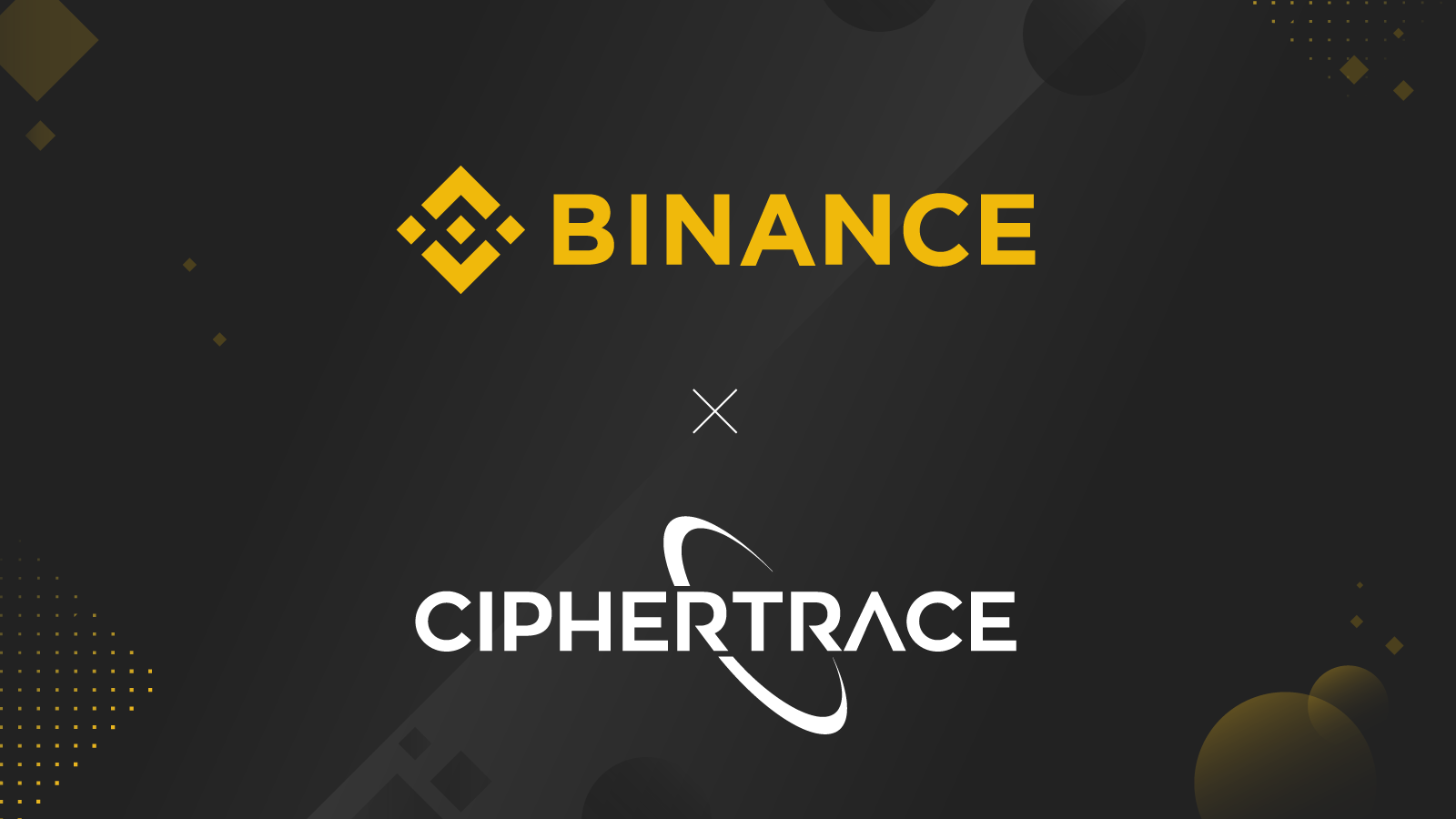 Crypto Exchange Binance Announces Compliance-Strengthening Partnership