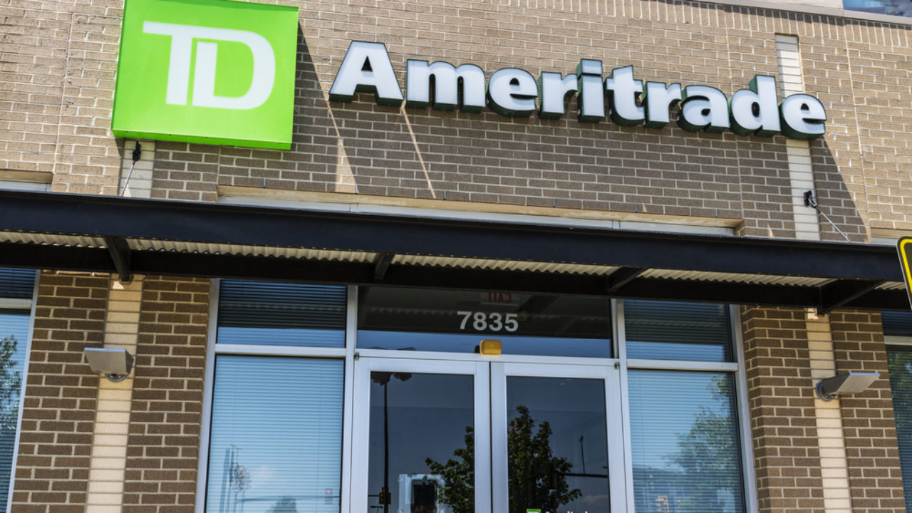 TD Ameritrade Follows Footsteps of Fidelity, NYSE and Enters Crypto