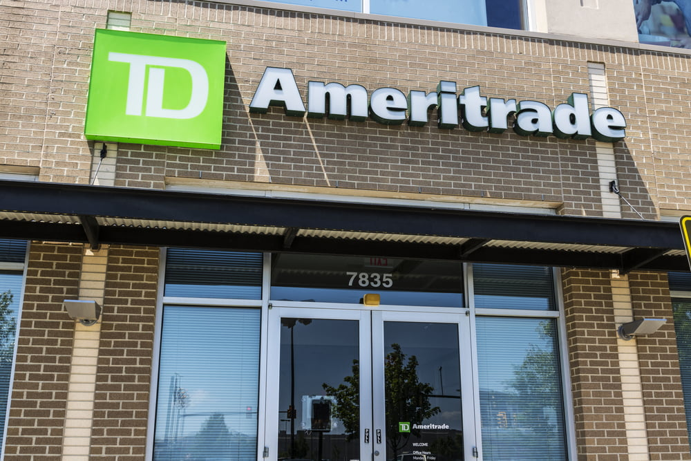 does td ameritrade cryptocurrency