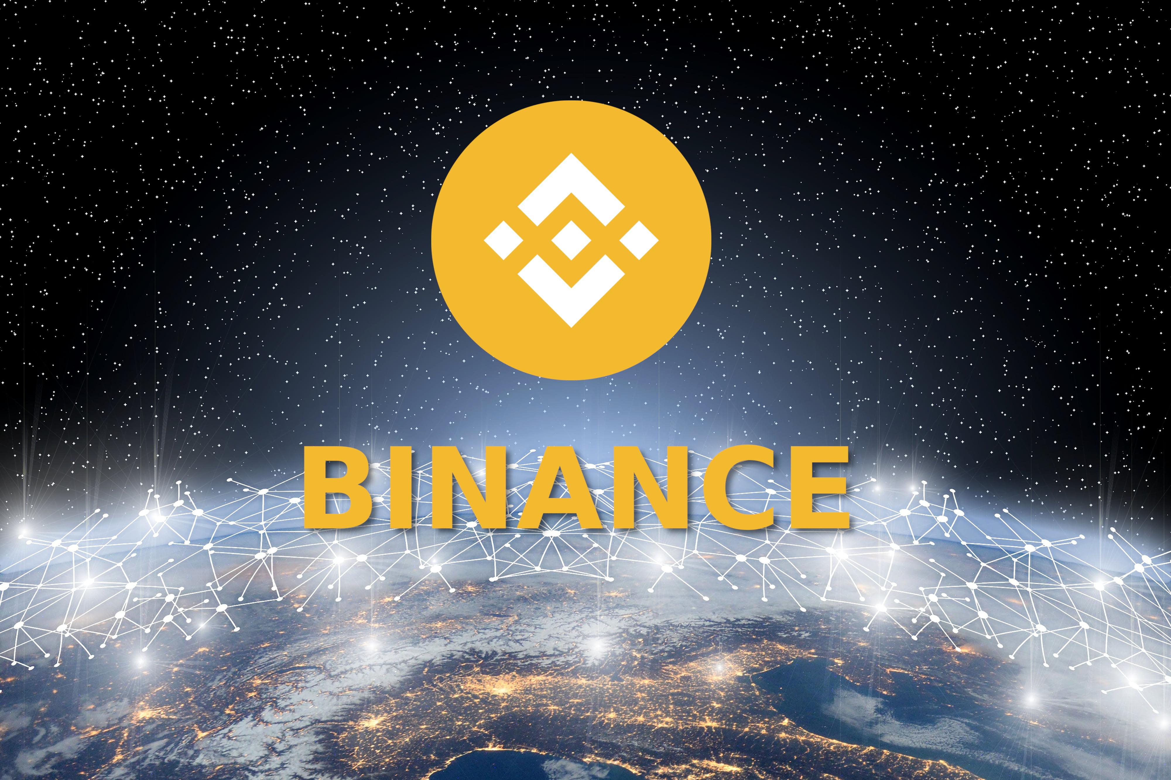 Bitcoin to binance