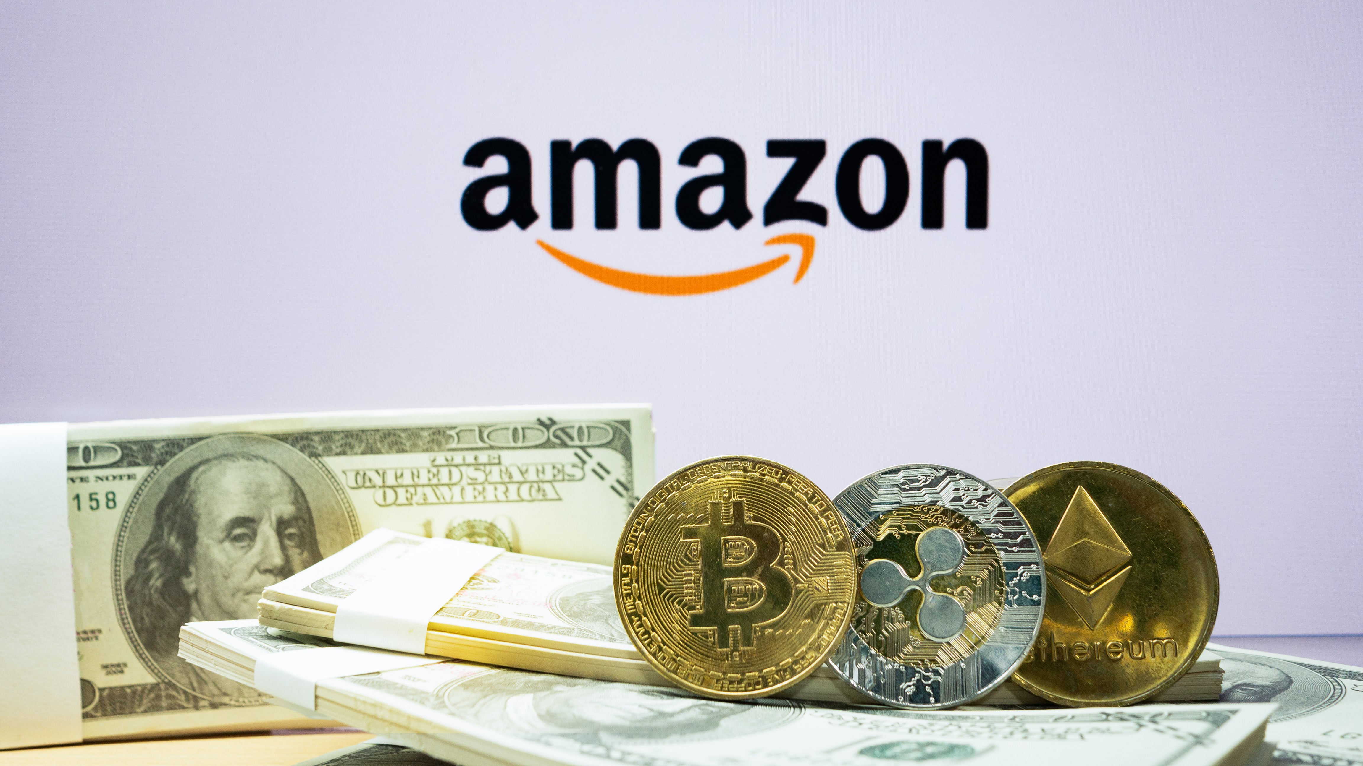 amazon cryptocurrency coin