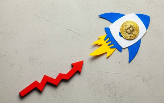 bitcoin price rockets higher btc