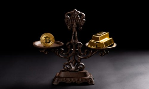 gold bitcoin crypto
