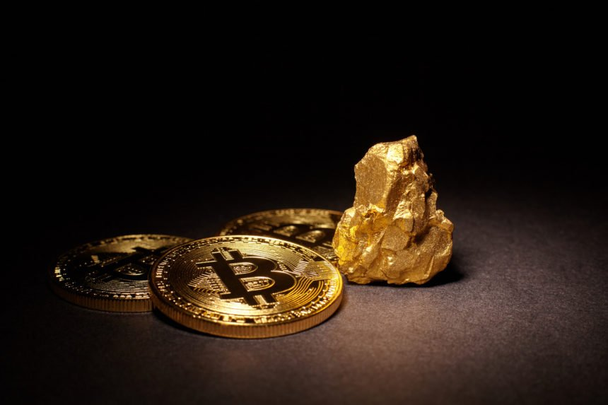 Gold Skyrockets as Bitcoin Price Plummets, Which Wins Battle for Economic Hedge?