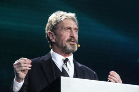 John McAfee's Wildest Quotes About Bitcoin And Cryptocurrencies