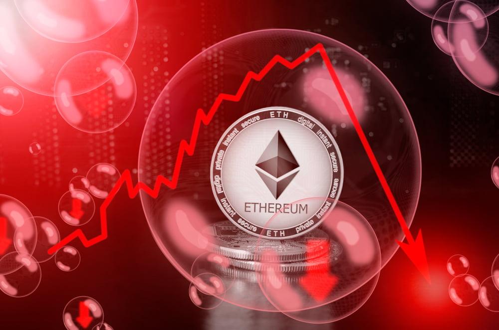 ethereum selling price