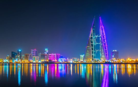 cryptocurrency bahrain