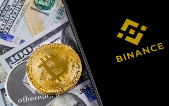 bitcoin crypto binance