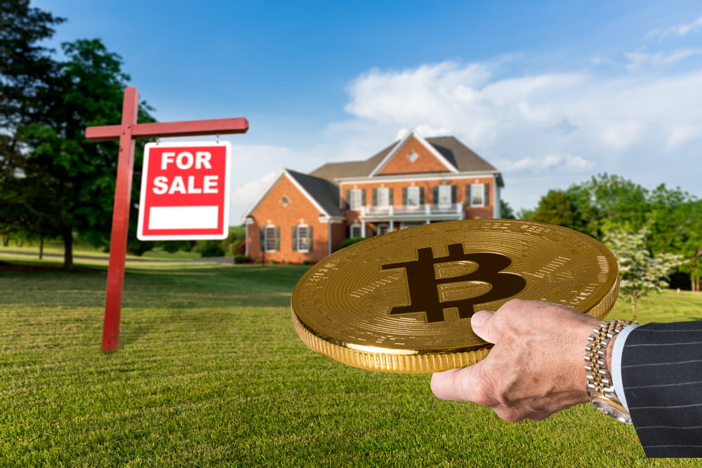 how to buy a house in usa with cryptocurrency