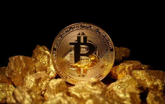 Bitcoin BTC Gold