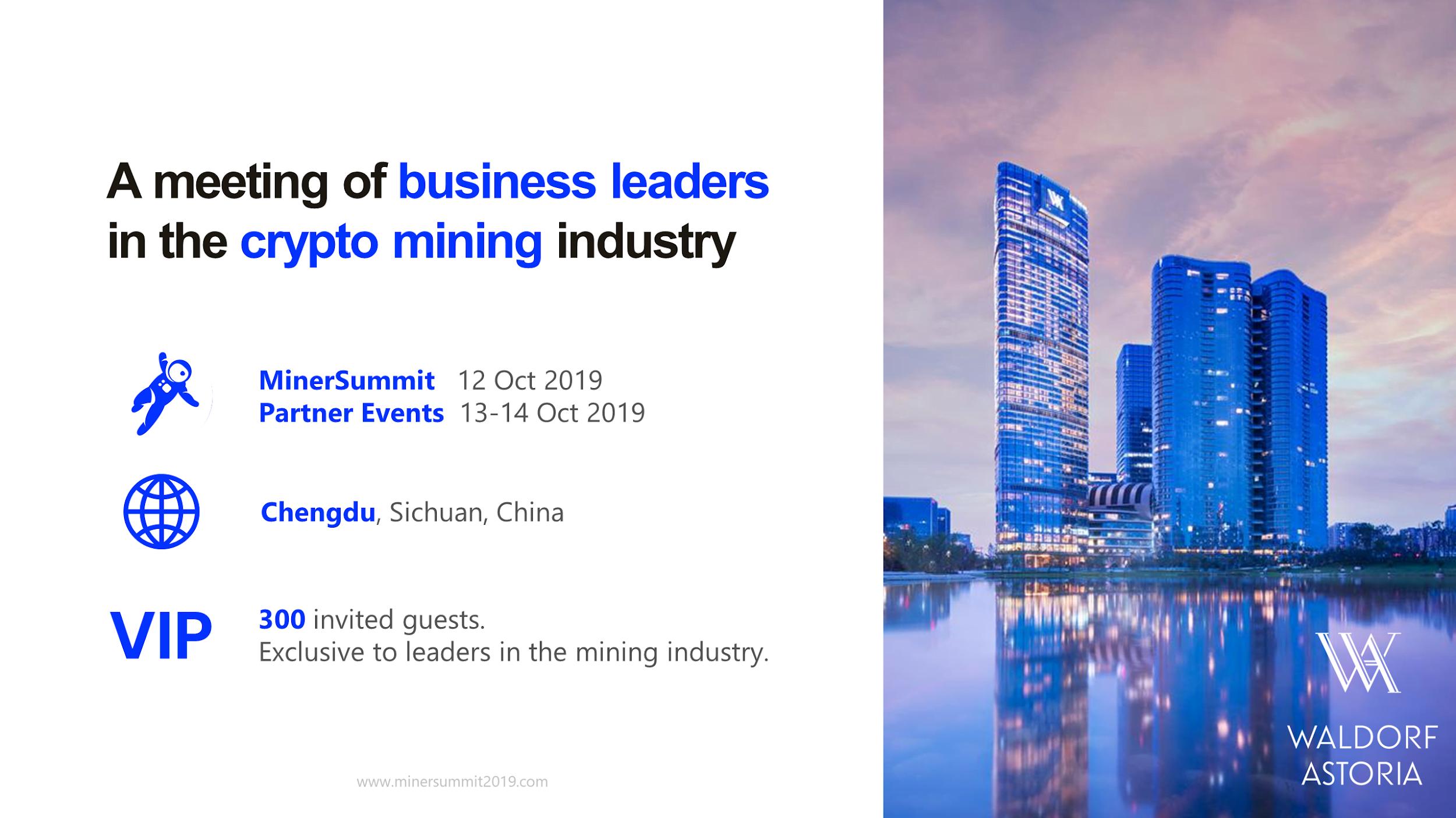 minersummit, miner summit