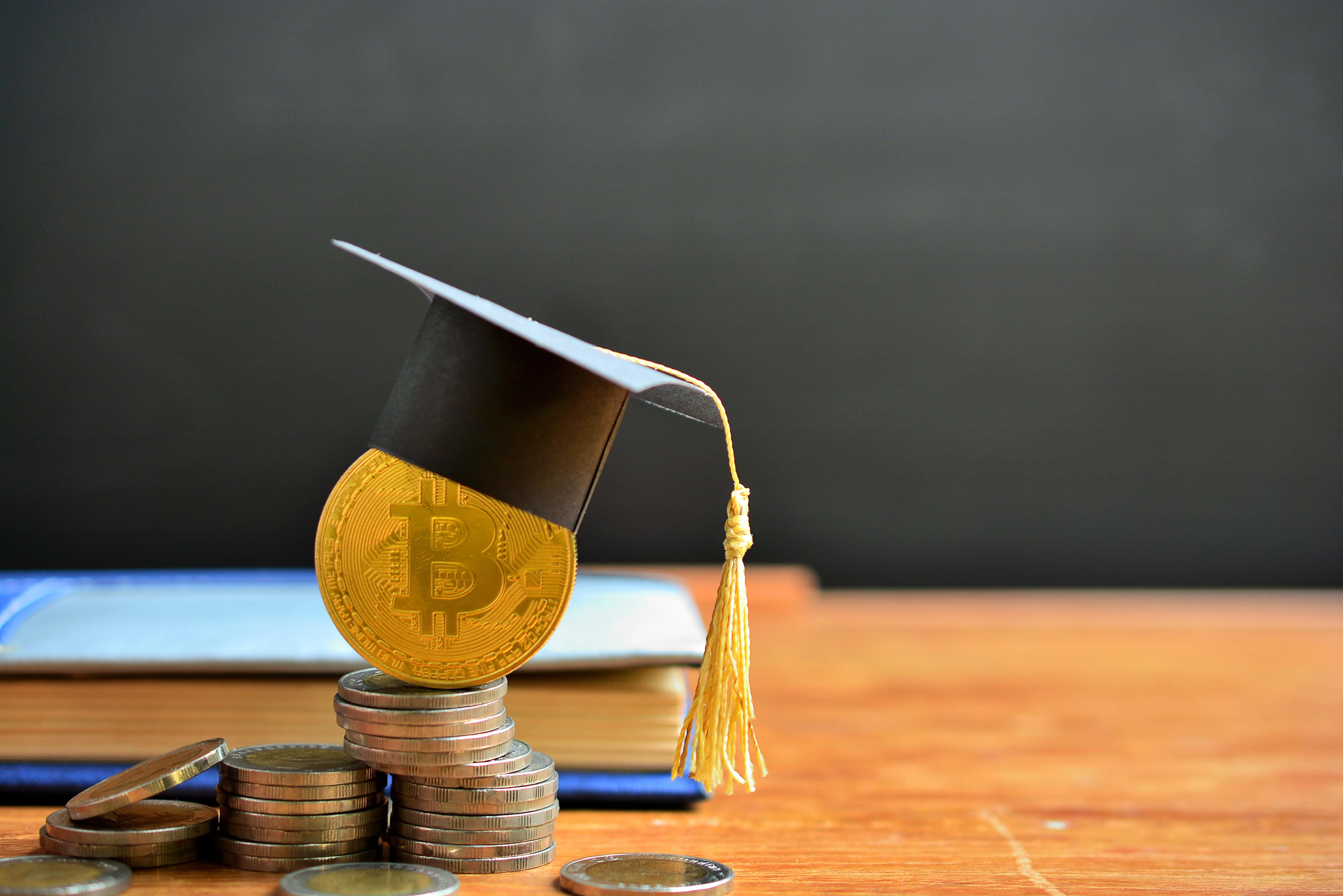 altcoins student debt crypto bitcoin