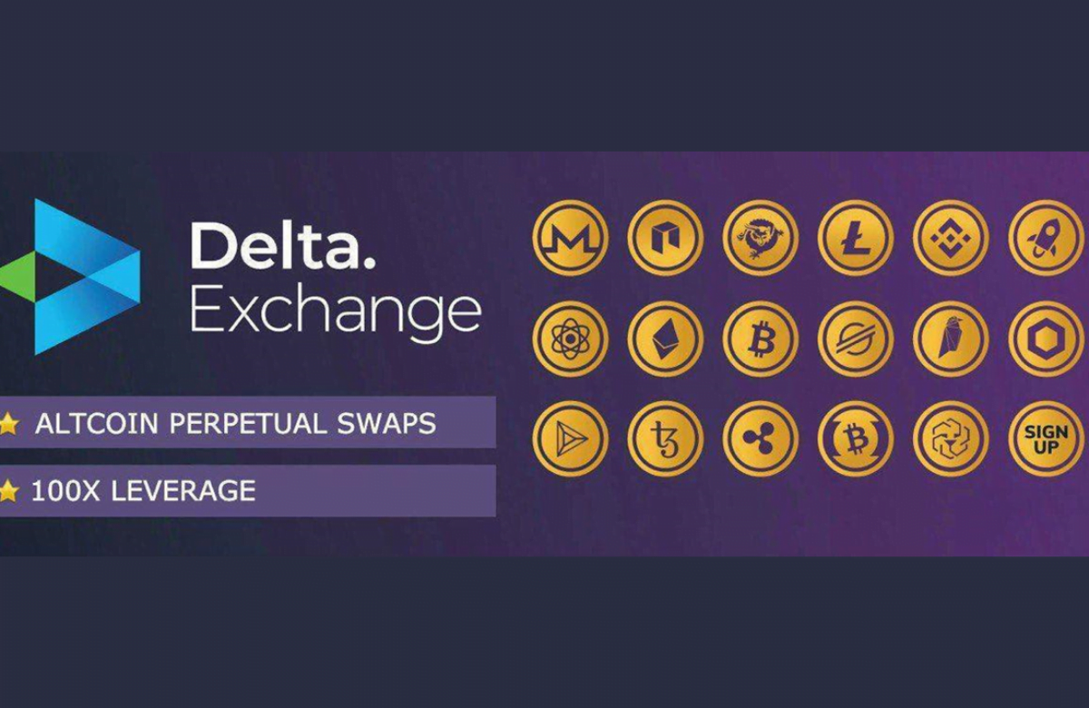 Altcoin Trader delta exchange is stealing a march on bitmex with altcoin