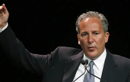 cryptocurrency Peter Schiff