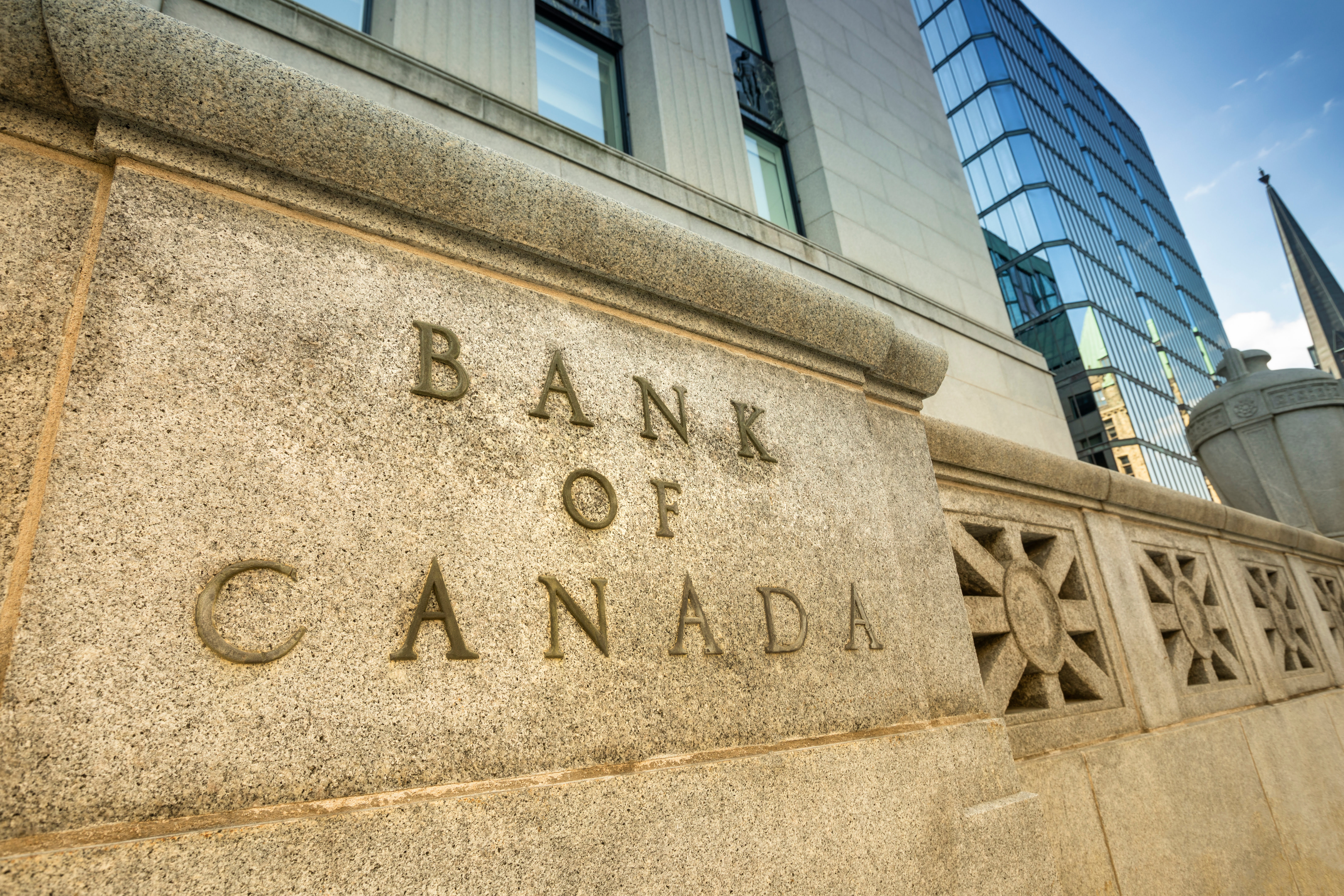 bank of canada interest in national cryptocurrency