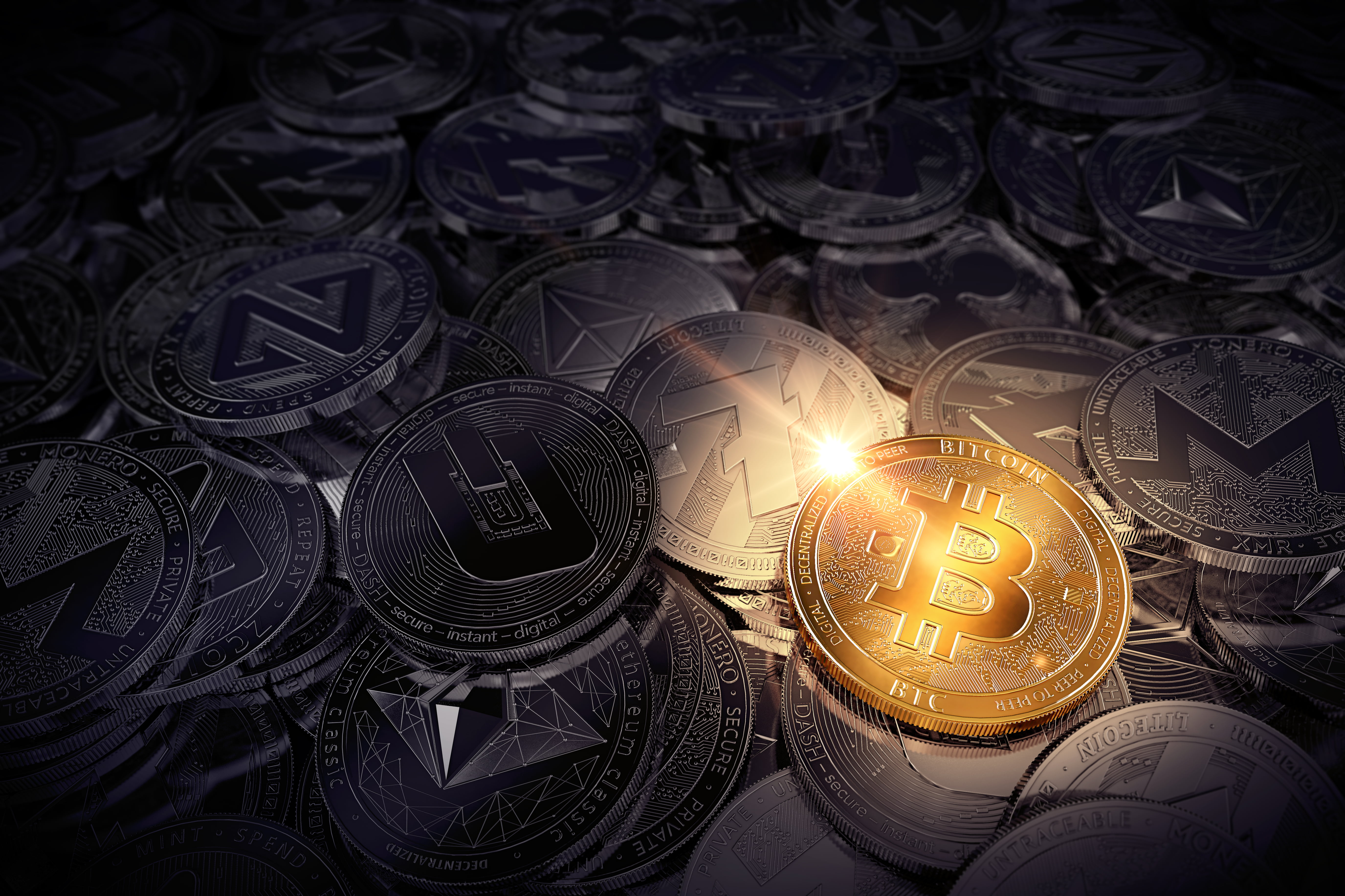 Altcoin Trader published author and altcoin trader highlights 5 crypto set