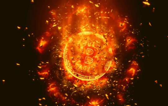bitcoin crypto destruction