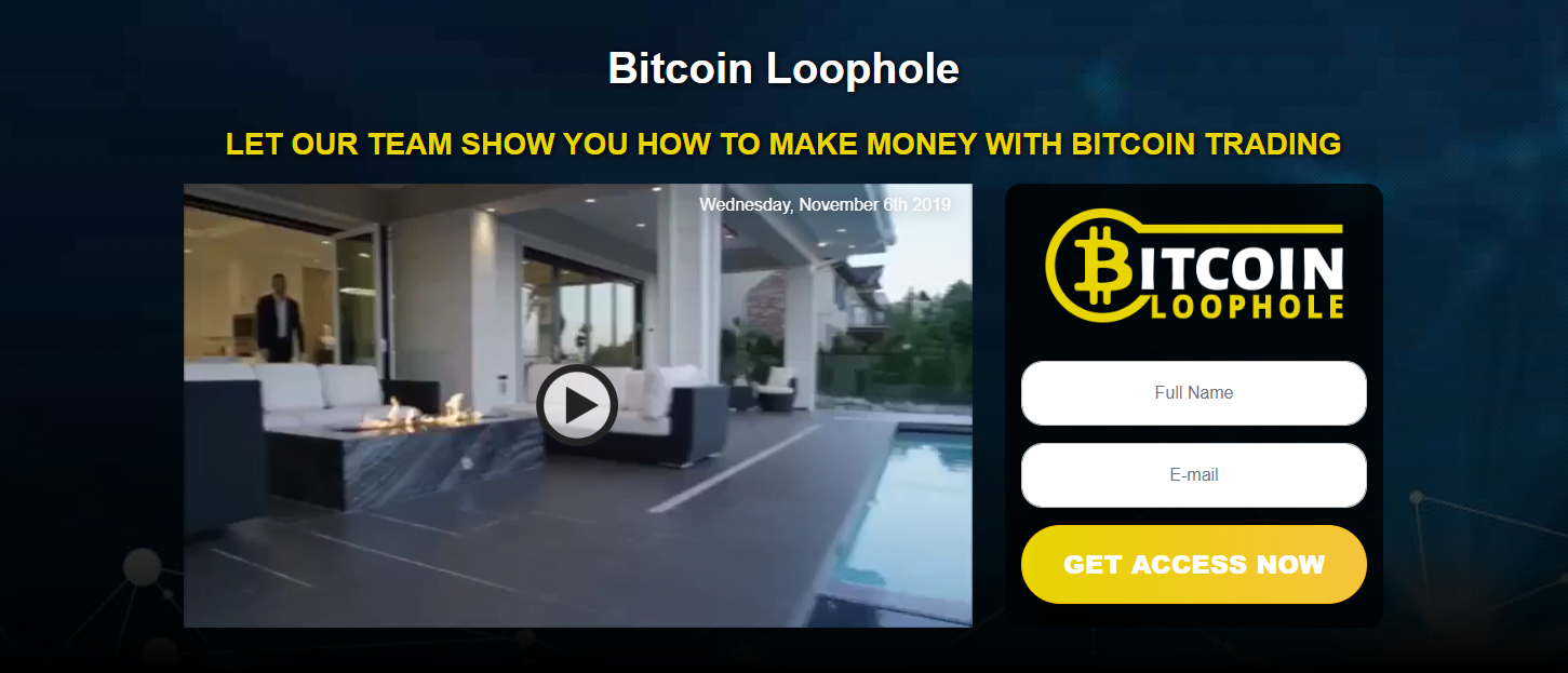 bitcoin loophole