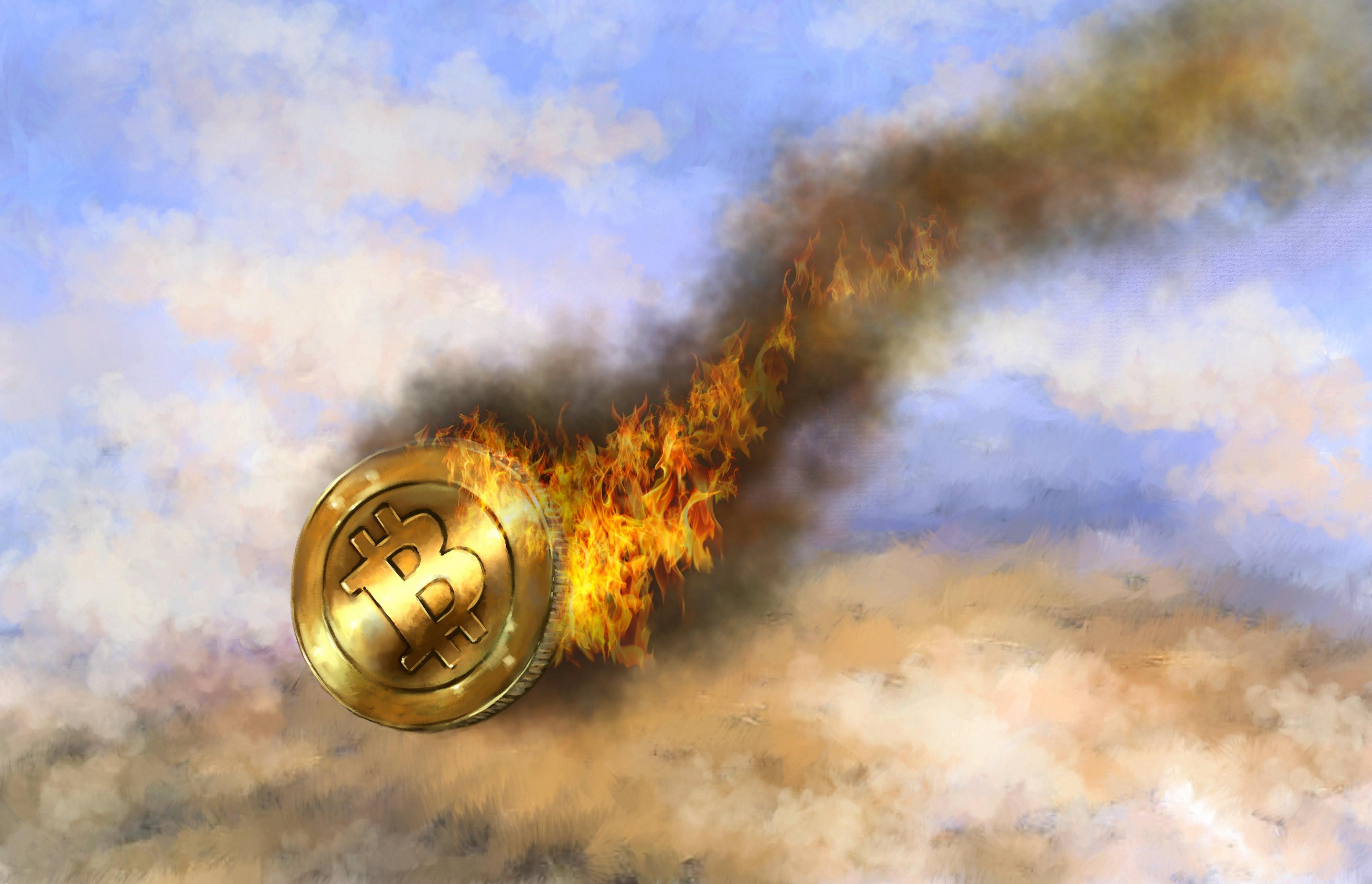 bitcoin price crypto bears