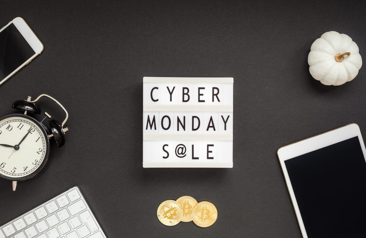 2019 Cyber Monday Crypto Deals And Bitcoin-Back Savings