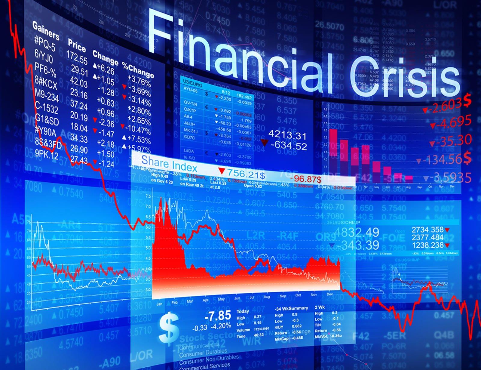 crypto financial crisis