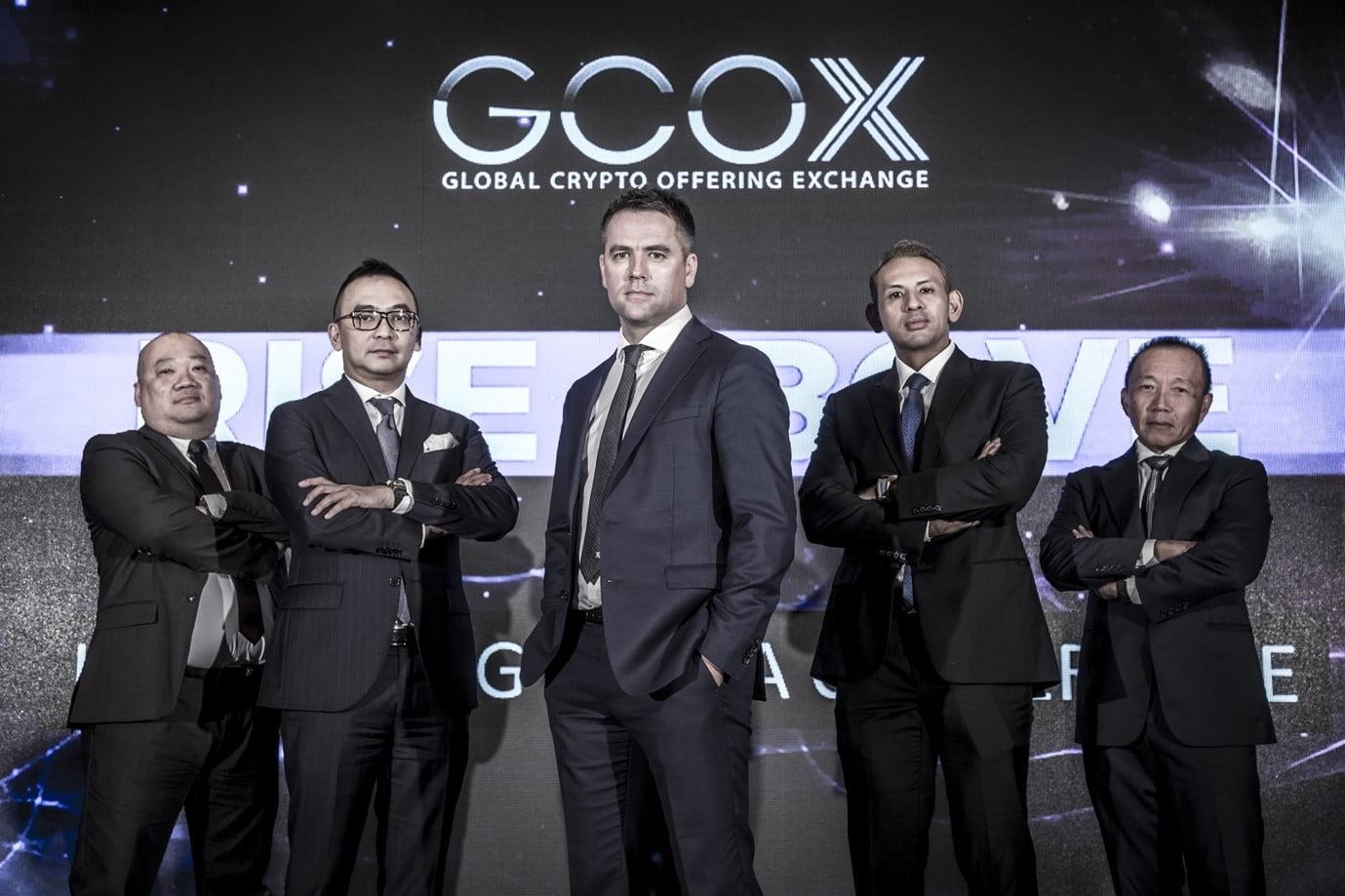 gcox, ieo