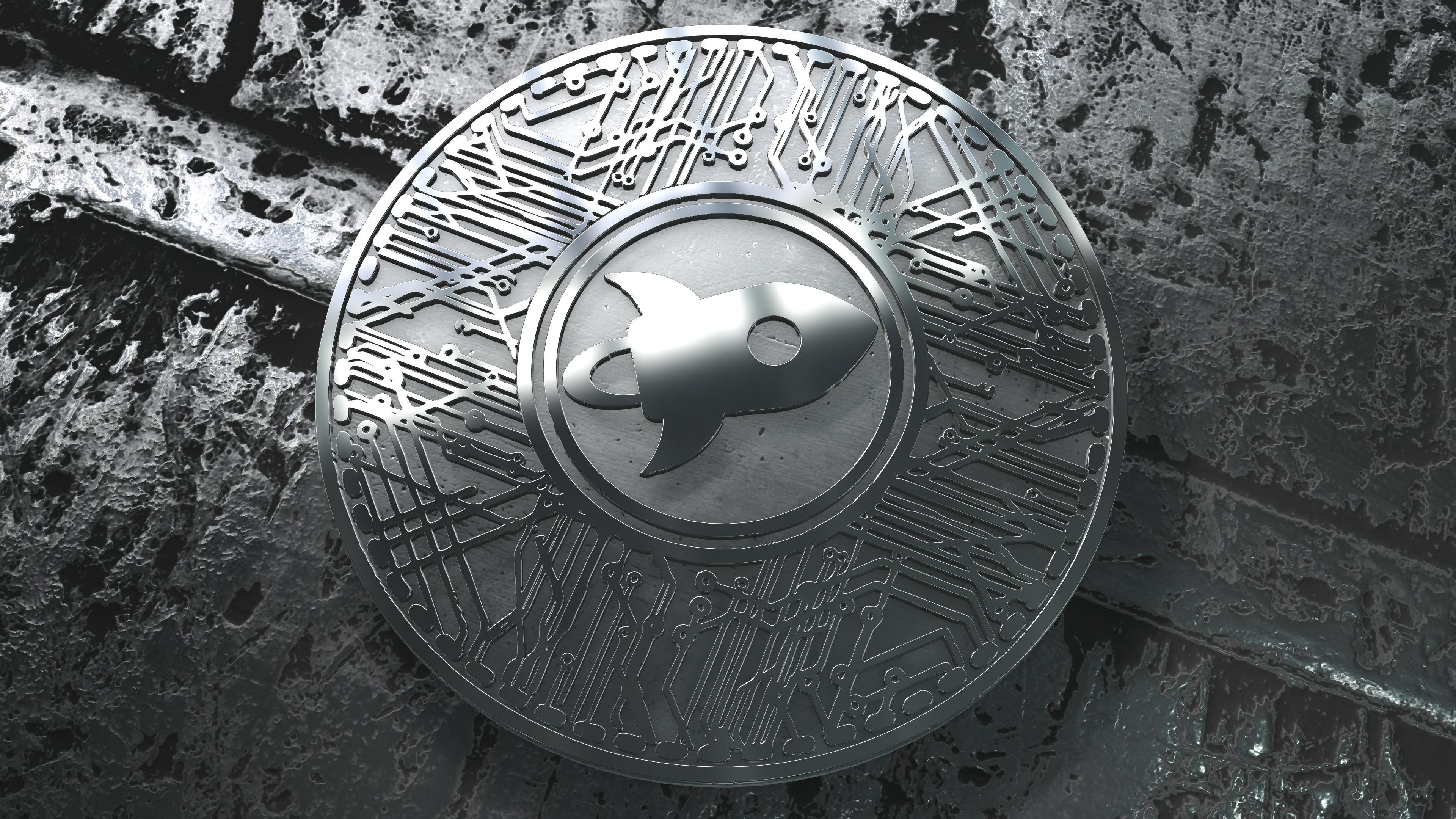 stellar crypto altcoin bitcoin
