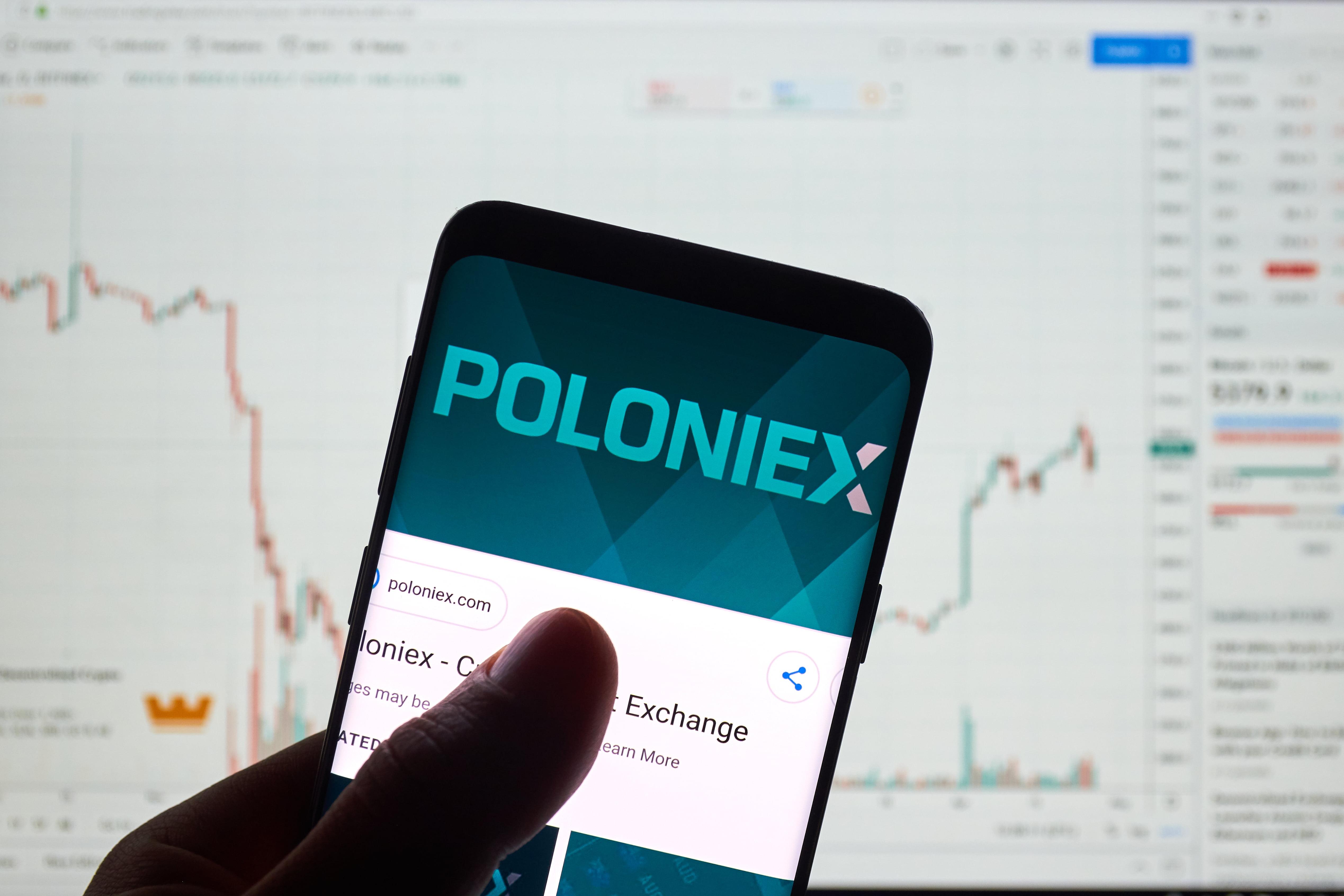 crypto exchange poloniex circle