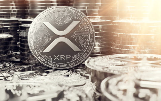 xrp ripple distribution