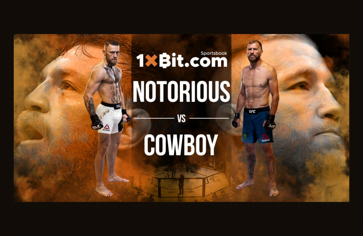 Bet On 1xbit With Cryptocurrencies On Ufc 246 Main Event
