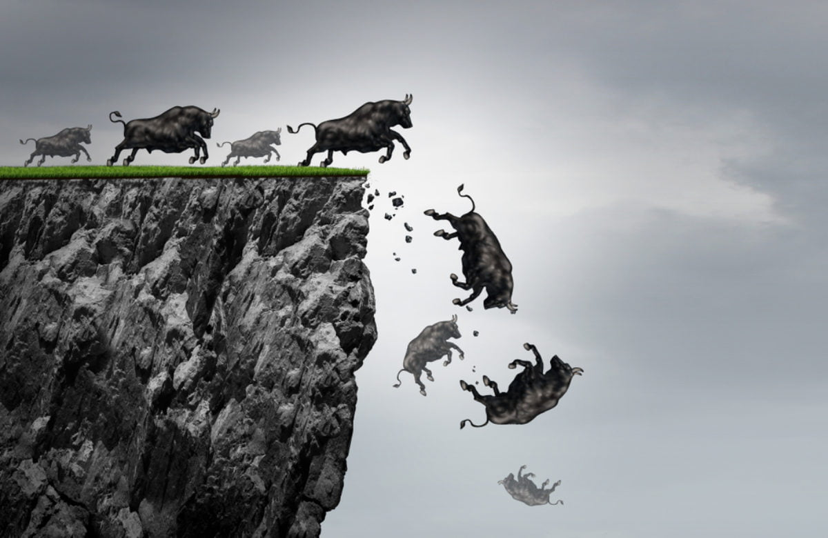 Bitcoin Price Breaks Below $8,300, Is The Bull Rally Already Over?