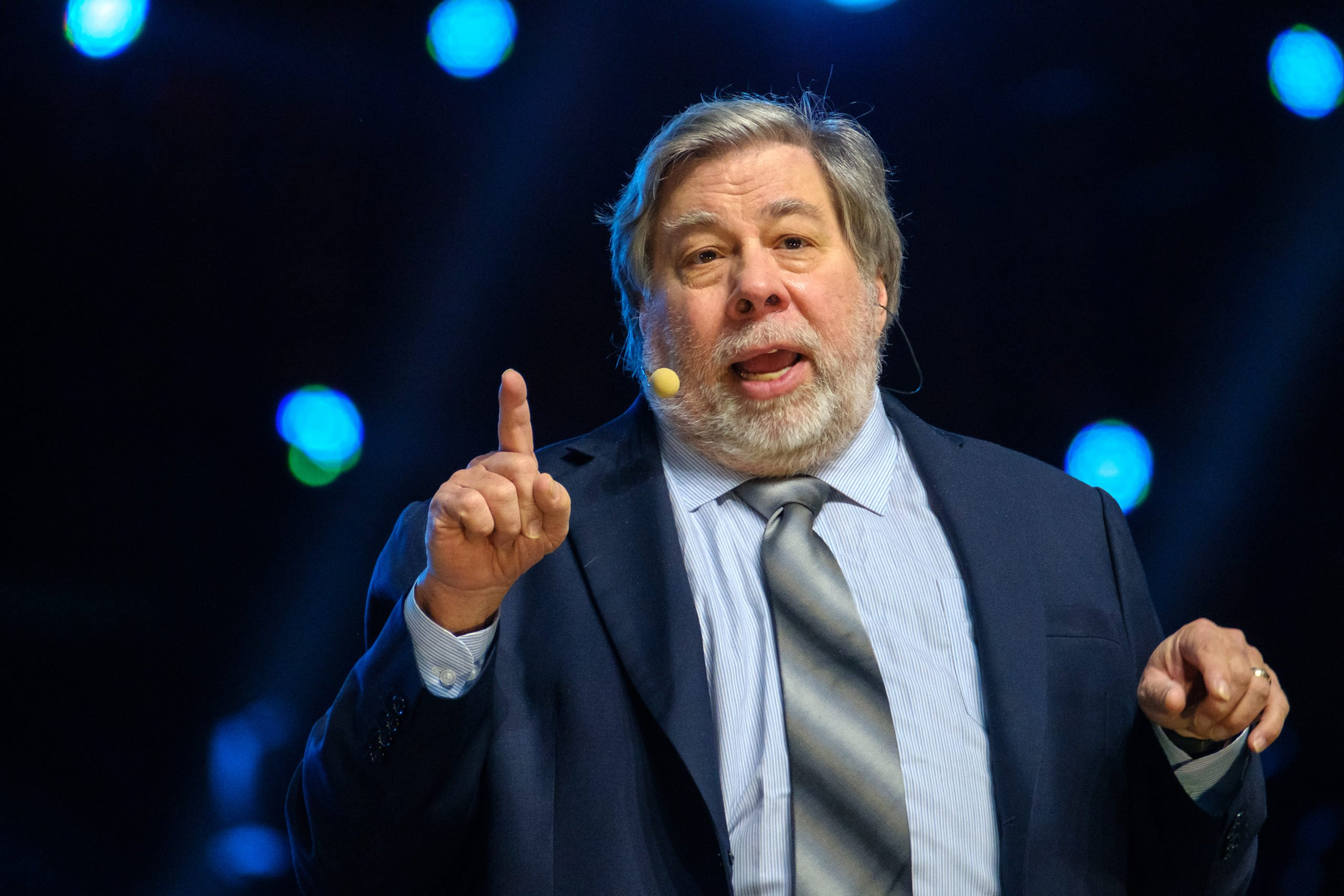 Crypto Tron CEO, Justin Sun announces partnership with Steve Wozniak