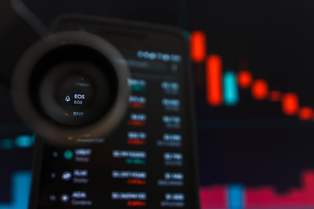 EOS, cryptocurrency, crypto