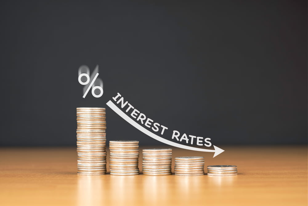 bitcoin interest rate