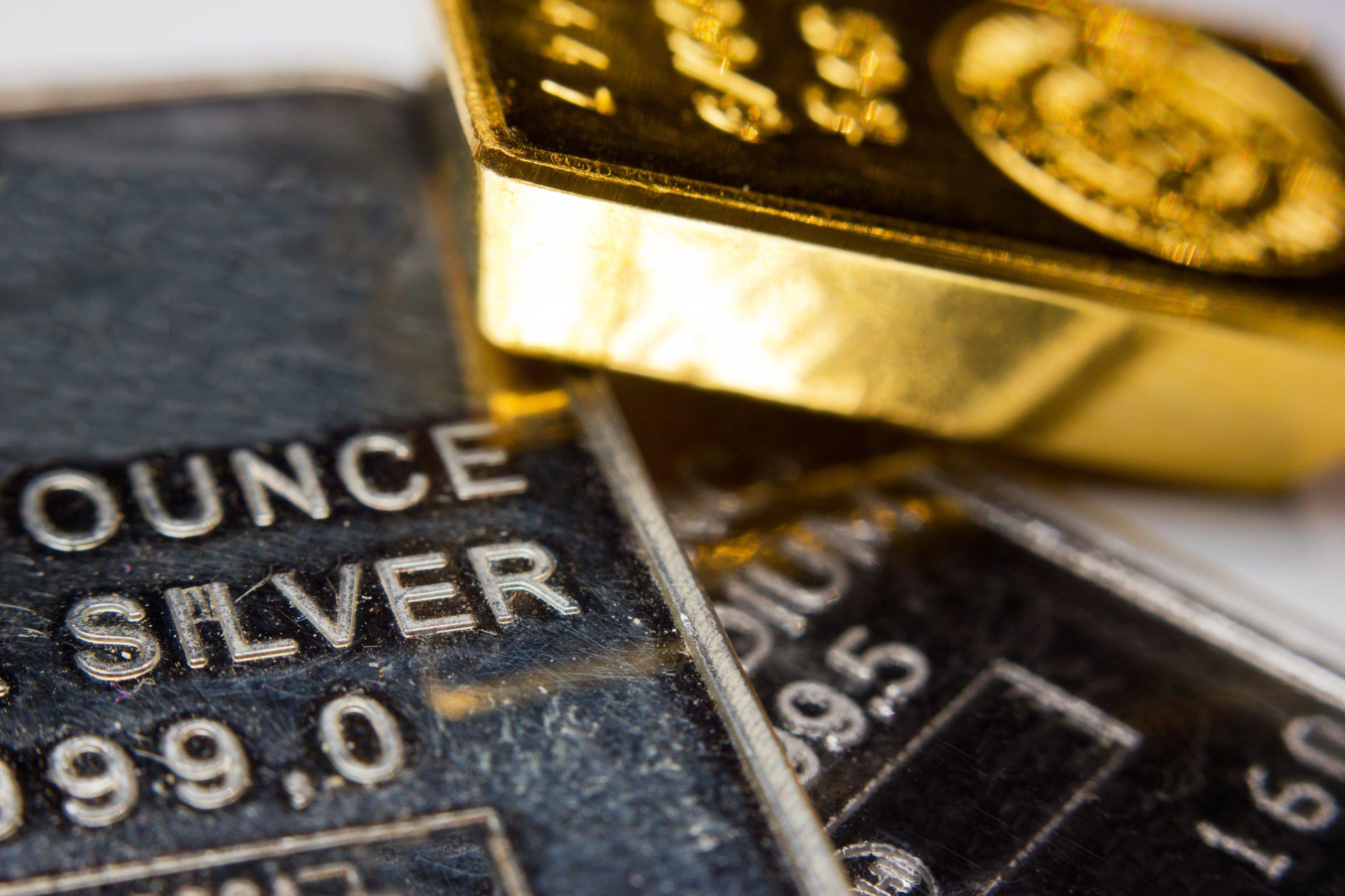 gold silver bitcoin safe haven coronavirus recession