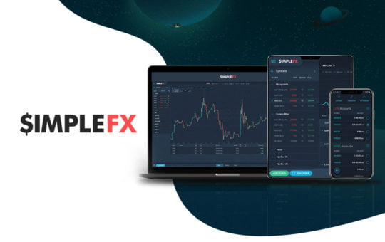 simplefx, cryptocurrency
