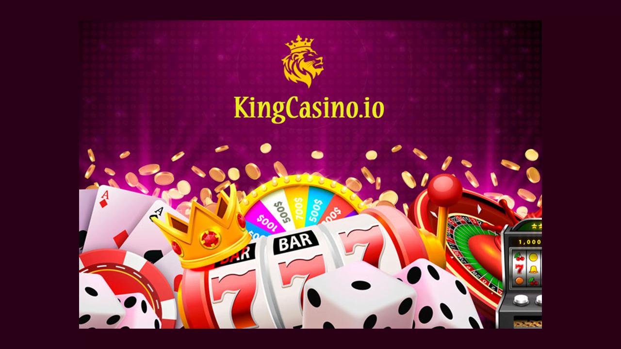King casino online казино pharaon вход