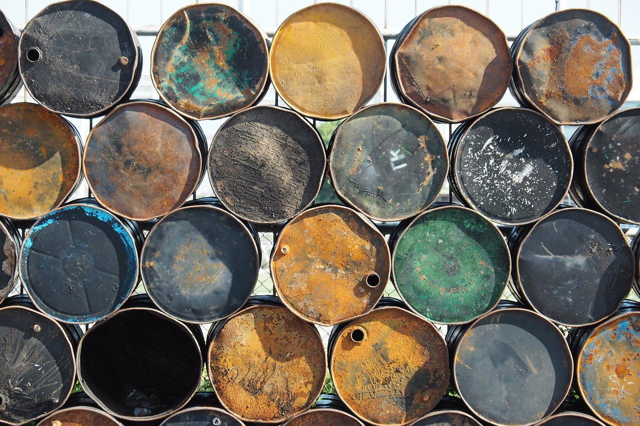 oil prices stock market dow vix