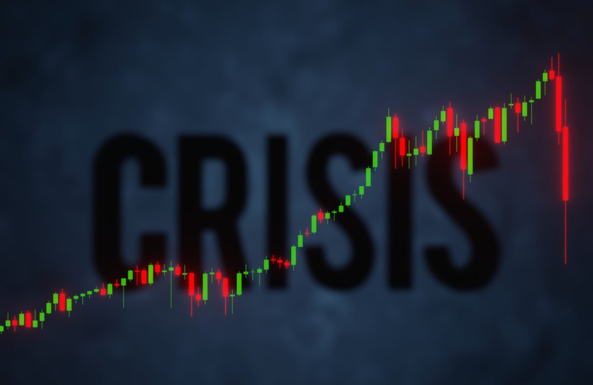 A Chilling 40% Stocks Drop Warning May Rattle Crypto Market