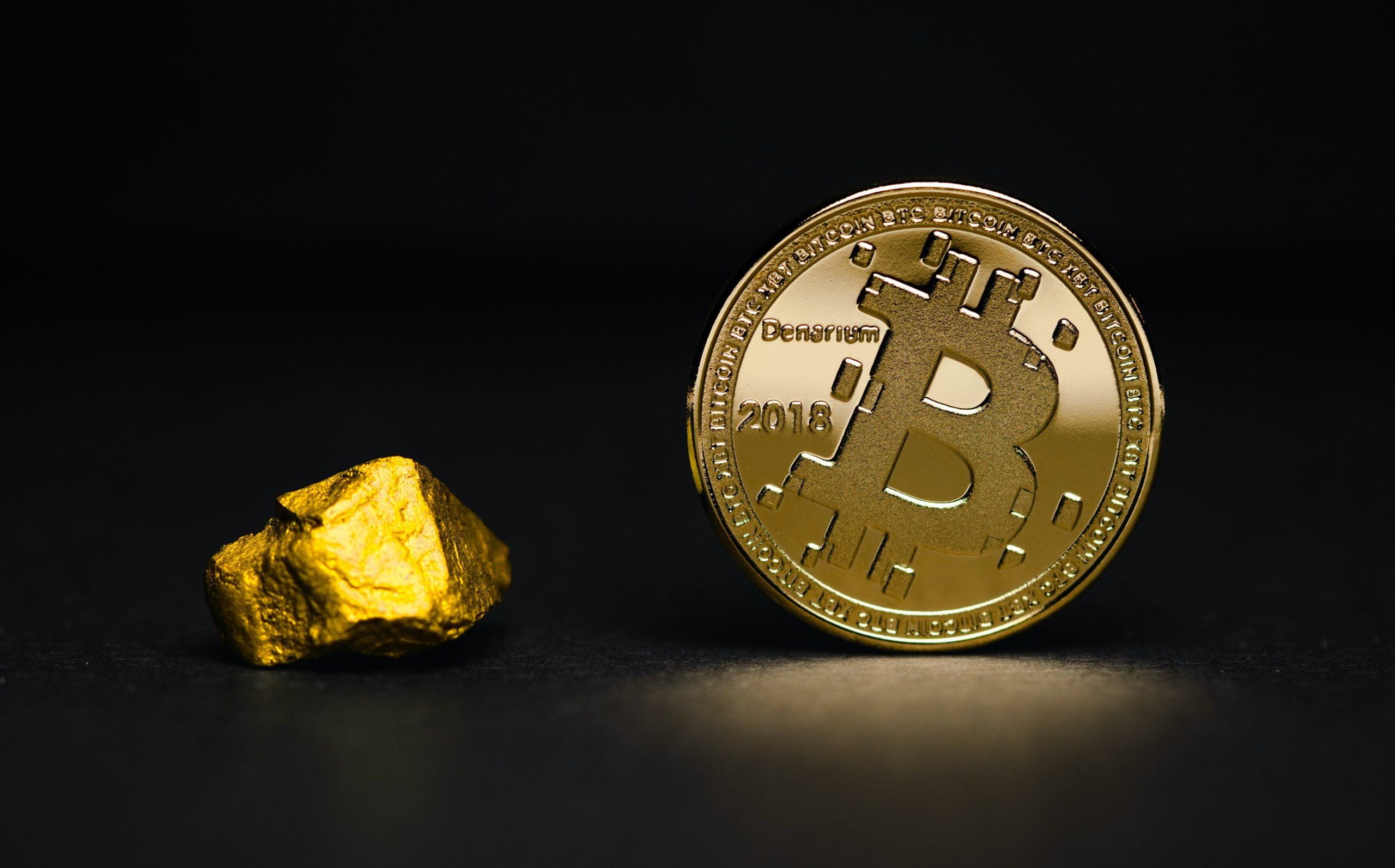 bitcoin gold safe haven