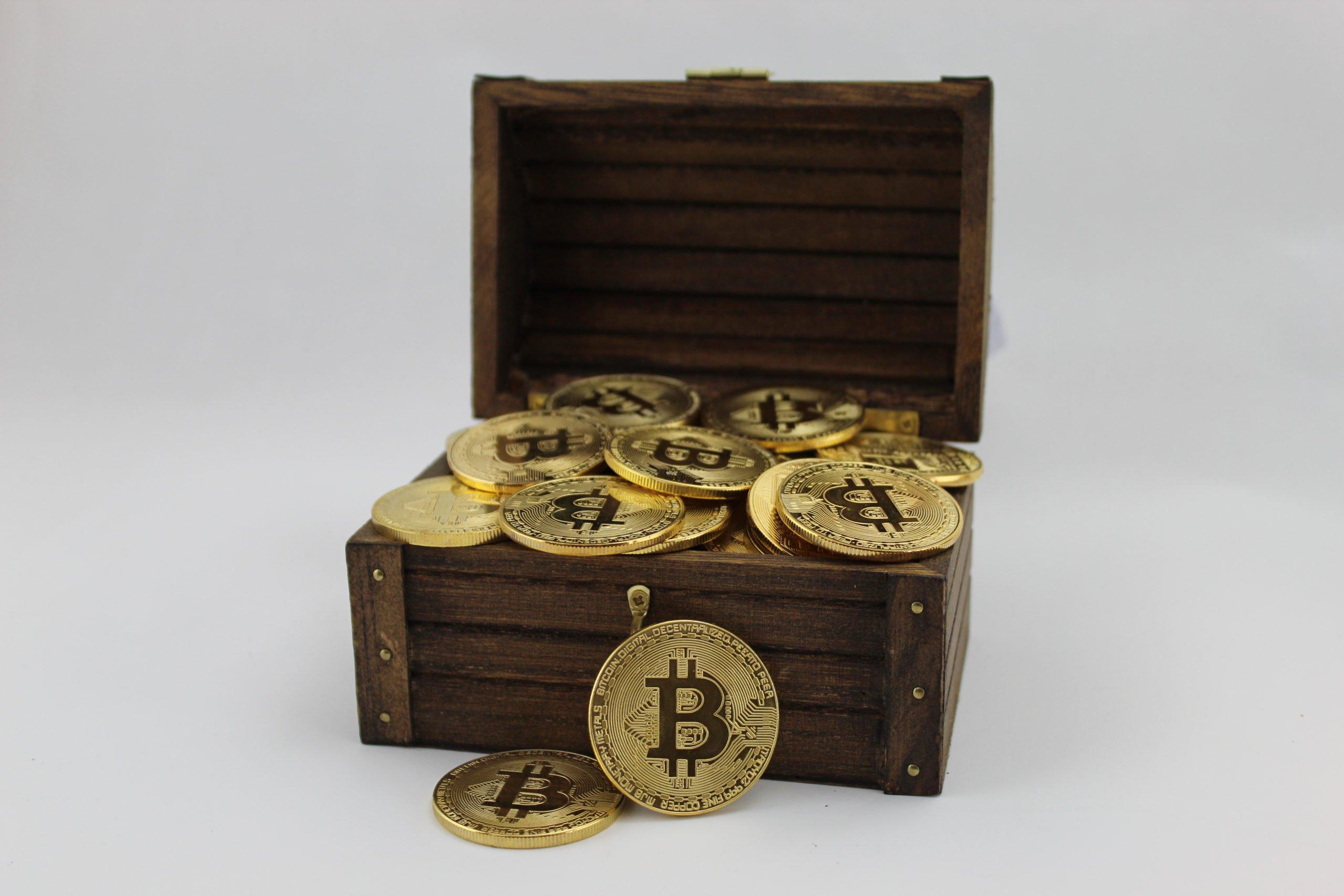 bitcoin supply fomo