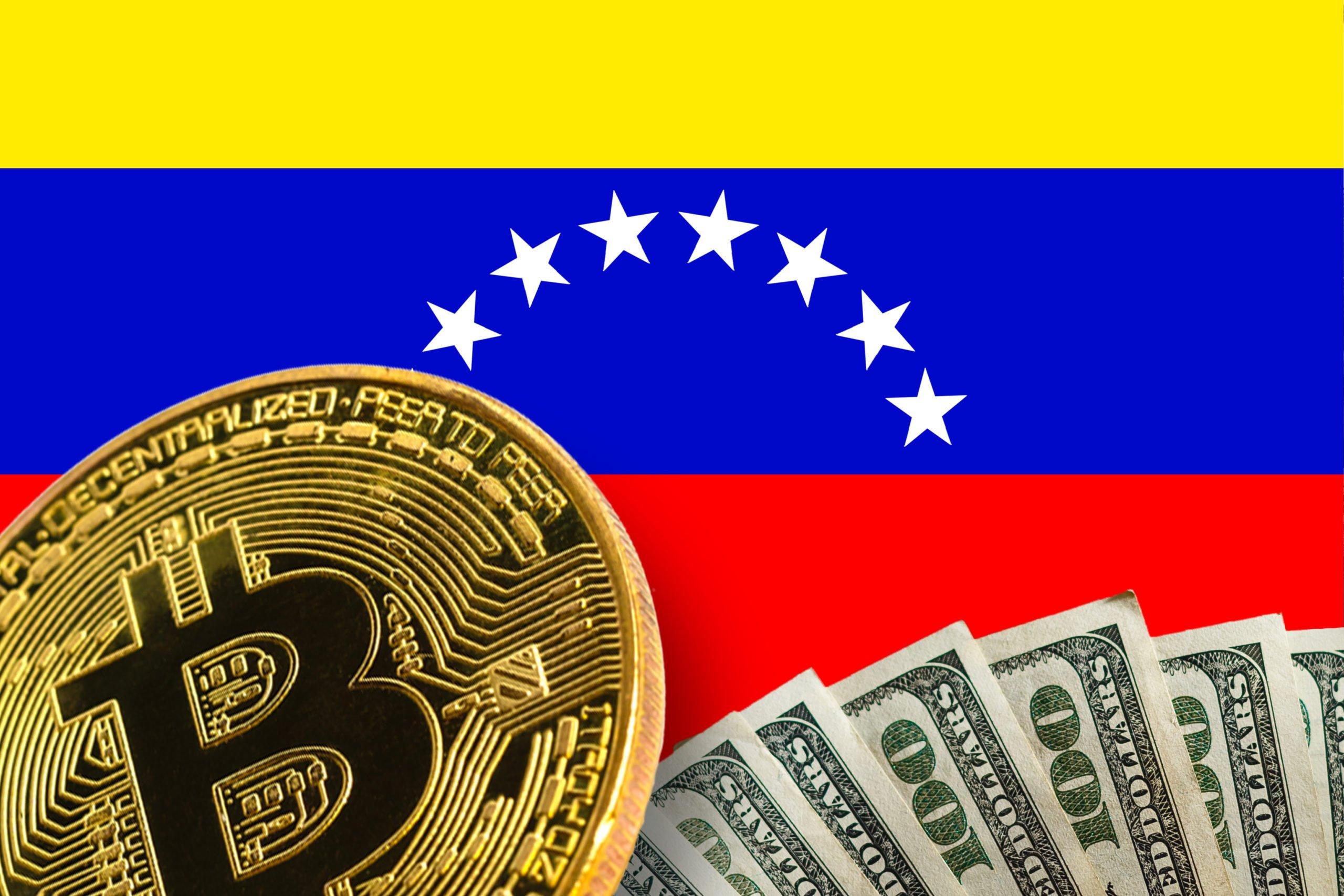 bitcoin venezuela oil tanker supply shutterstock_789254620