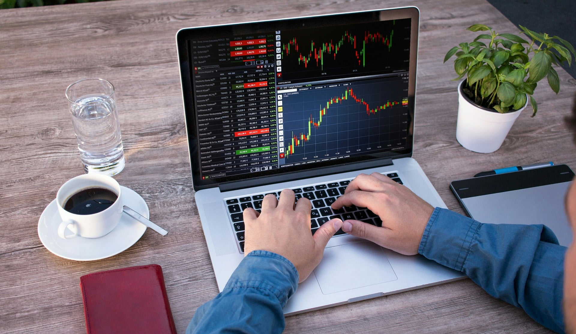 forex cryptocurrency broker)