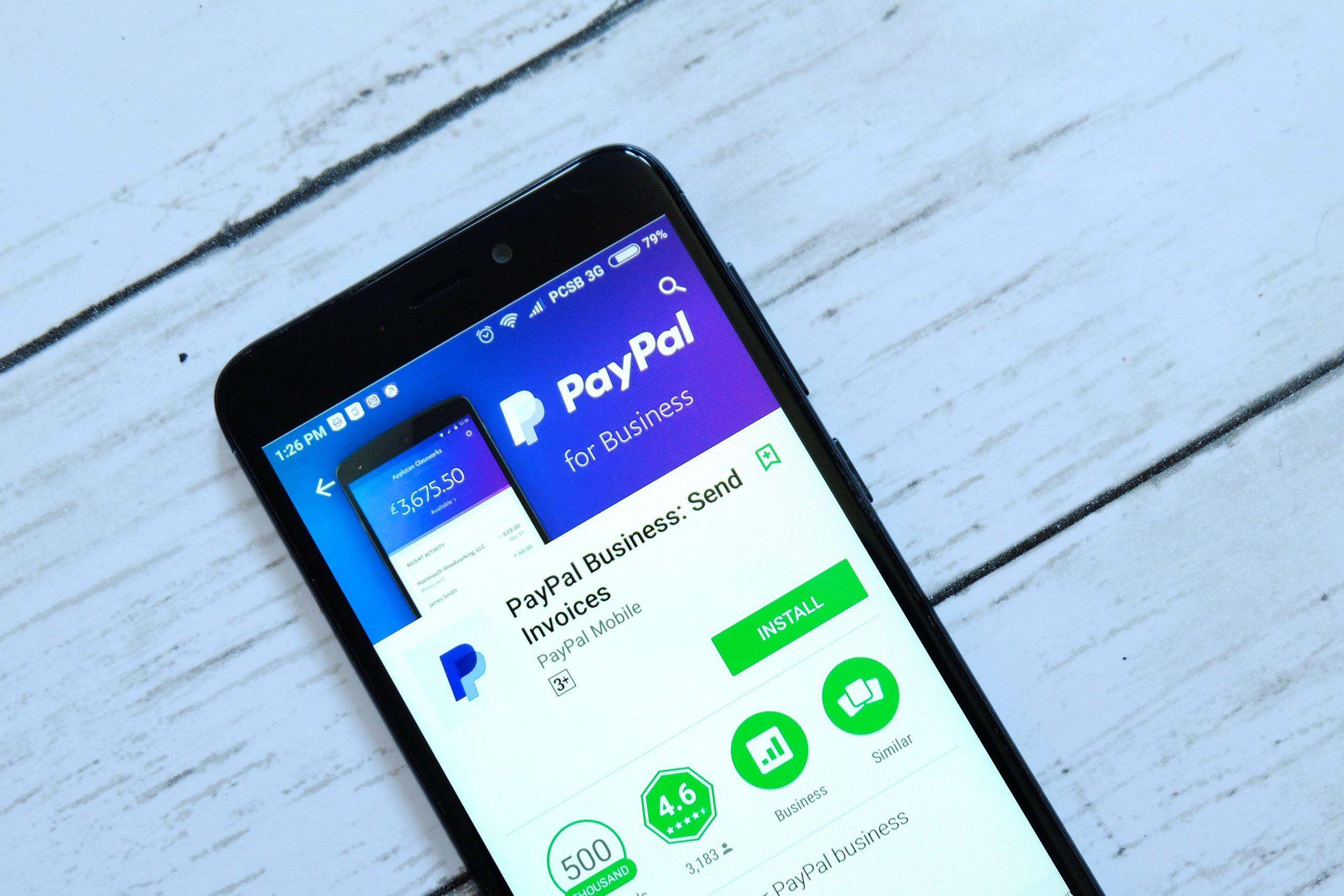 bitcoin paypal